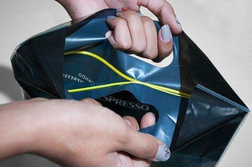 envelope plástico com zip