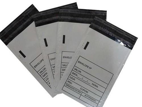 envelope plástico sedex