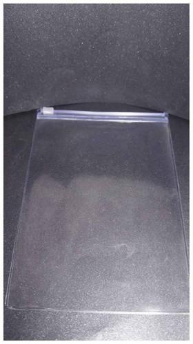 envelope plástico ziper