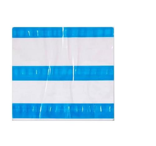 envelopes de plástico com lacre