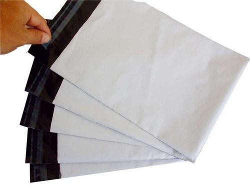 envelopes invioláveis de plásticos