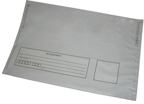 envelopes plástico com zíper