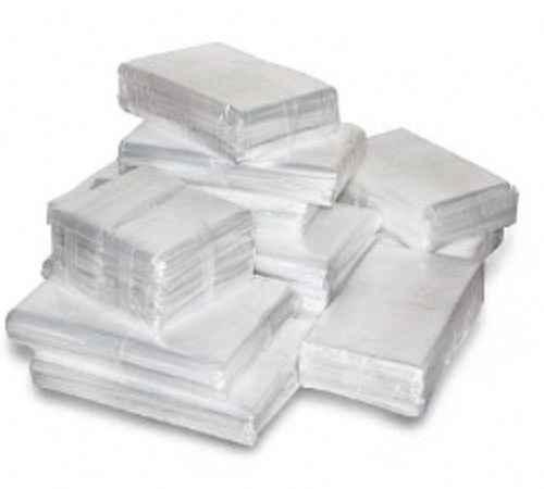 envelopes plásticos transparentes